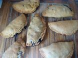 Hand Pies Two Ways: Gingered Peach and Spiced Blueberry