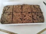 Banana Oatmeal Bars