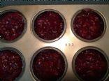 Cranberry sauce (16 x 2 Tbsp)