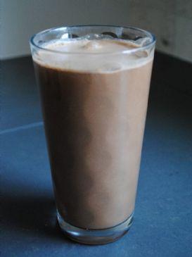 Chocolate Almond Milk