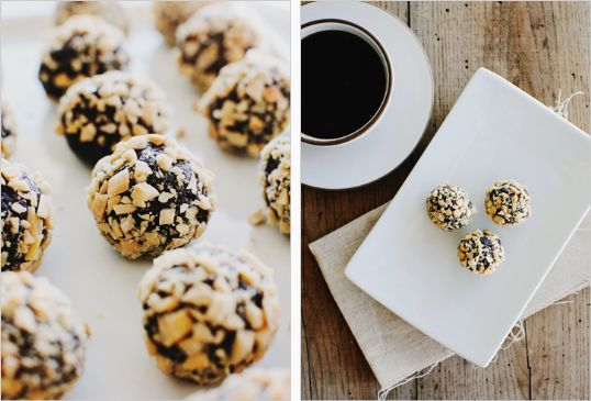Almond Date Truffles (Sprouted Kitchen)