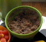 My Black Bean Dip