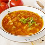 Healthy Spicy Vegetable Soup