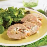 Herb & Goat Cheese Stuffed Chicken Breast