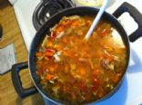 Super Healthy Chicken and Vegetable Soup