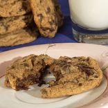KA 100% Whole Wheat Soft Chocolate Chip Cookies