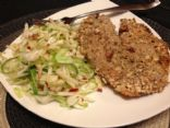 HCG CRUNCHY SPICY OVEN FRIED TILAPIA
