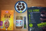 Yummy ENERGY Protein Balls GF DF CF Peanut Free w/Greens, Omega, Fiber & Vitamins Kid-Tested