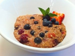 Slow Cooker Oatmeal with Date