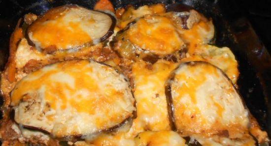 Super Low Carb Lasagna