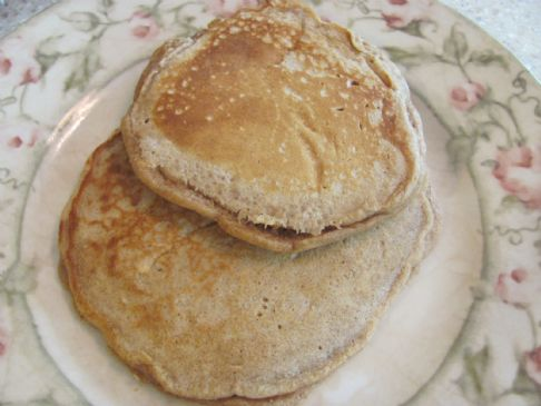 Bob's Red Mill Buttermilk Pancake Mix with a Yummy Twist