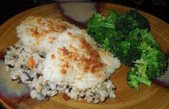 Lemon butter swai recipe sparkrecipes for Recipe for swai fish