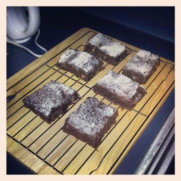 Mimi's Kitchen: Choc Cinnamon Brownies (BBv2.0)