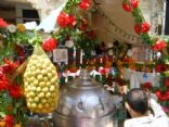Hummus Sham (Halabisa - Chickpea soup/drink)