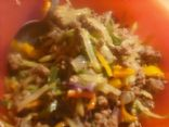 Garlic/Ginger Beef