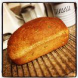Whole Wheat Rosemary Bread