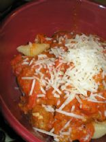 Italian Meatball Pasta with Vodka  Sauce