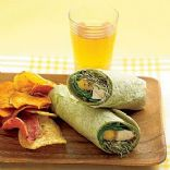 Chicken Mango Wraps