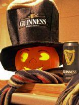 Apple Pumpkin Guinness Waffles
