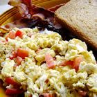 Salsa Scrambled Eggs