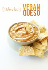 Vegan Queso Cashew-less Dip!