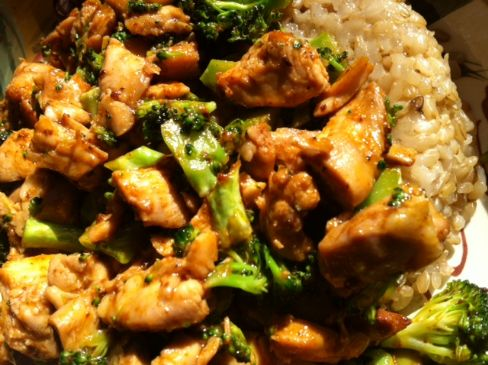 Homemade Chicken Thigh Red Curry