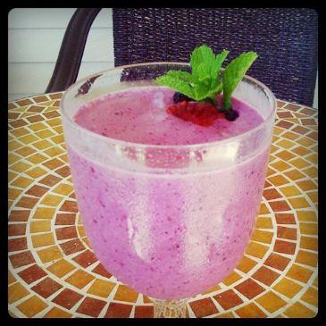ViSalus Purple Passion Shake