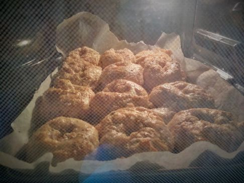 Multigrain Bread Machine Bagels