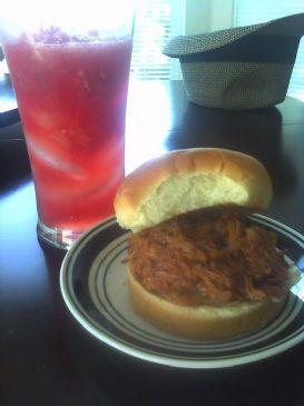 Easy Slow Cooker BBQ Pulled Pork