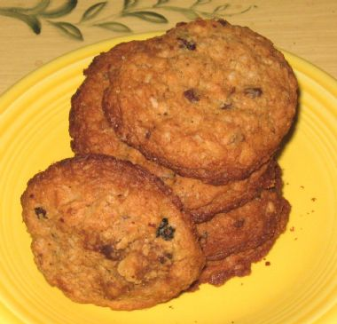 Oatmeal Jumble Protein Cookie