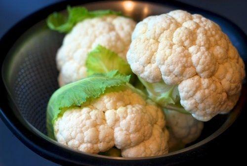 Poser Potatoes (Cheesy Cauliflower)