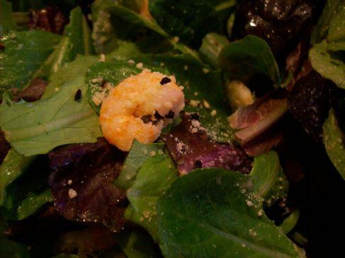 Creamy Garlic Shrimp Caesar