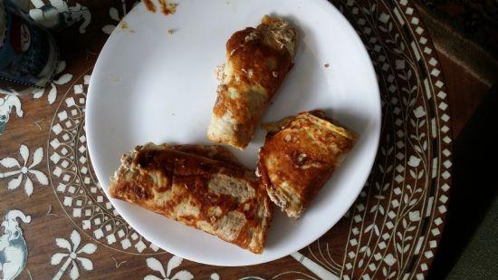 yogurt omlet