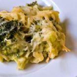 Baked Brocco-Mac, GF Vegan Style