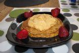 Creamy Banana Pumpkin Pancakes (H.G. Adaptation)