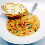 Crawfish & Crab Corn Chowder