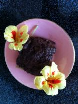 Raw Vega Coconut Brownies