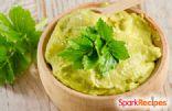 Spicy Wasabi Guacamole