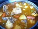 Sopa de Fideos con Pollo