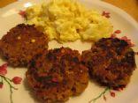 Low Carb TVP Sausage Patties (Vegetarian Underground)