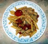 Pork and Penne Rigate