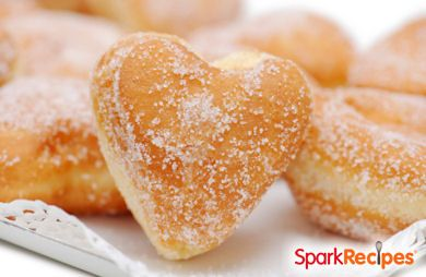 Heart-Healthy Baked Raised Donuts