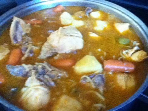 Sopa De Fideos Con Pollo Recipe Sparkrecipes