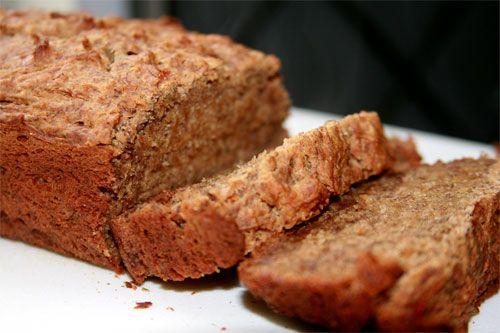 SLOW COOKER OATMEAL BANANA BREAD