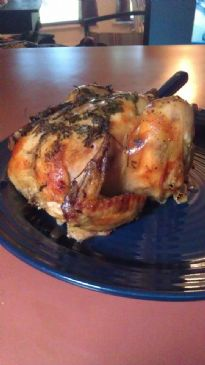 Rosemary Cornish Hen