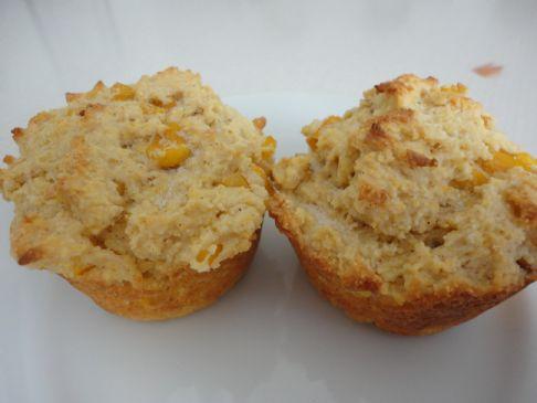 GF Southwest Corn Muffins