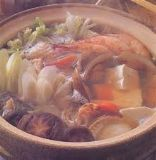 Yosenabe Japanese Seafood Hot Pot