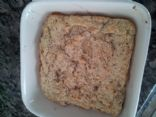 Low carb coconut flax bread