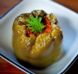 HCG Stuffed Peppers - low carb