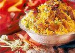 Chicken & Vegetable Biriyani